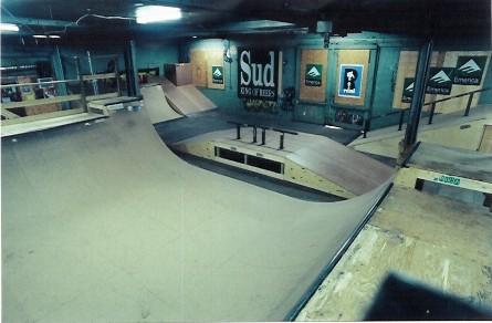 Sud Skates Indoor Park